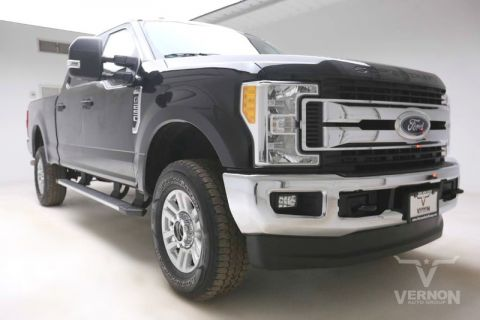 Pre-Owned 2017 Ford Super Duty F-250 XLT Texas Edition Crew Cab 4x4 Fx4
