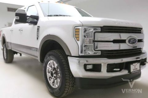 Pre-Owned 2018 Ford Super Duty F-250 King Ranch Crew Cab 4x4 Fx4