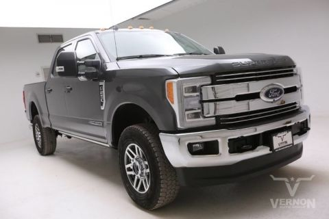 New 2019 Ford Super Duty F-250 Lariat Crew Cab 4x4 Fx4