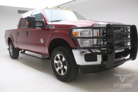 Pre-Owned 2015 Ford Super Duty F-250 XLT Crew Cab 4x4