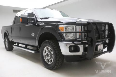 Pre-Owned 2015 Ford Super Duty F-250 Lariat Crew Cab 4x4 Fx4