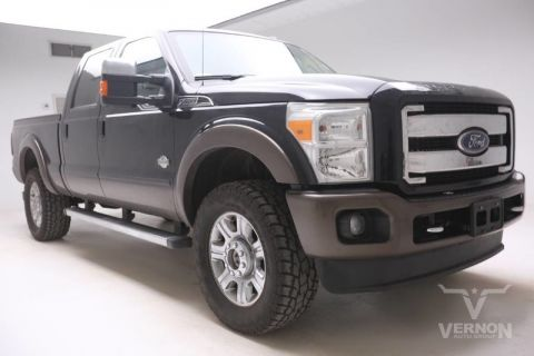 Pre-Owned 2016 Ford Super Duty F-250 King Ranch Crew Cab 4x4 Fx4