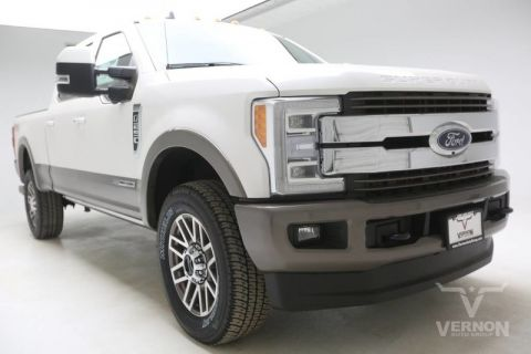 New 2019 Ford Super Duty F-250 King Ranch Crew Cab 4x4 Fx4