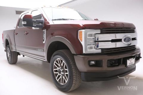 Pre-Owned 2017 Ford Super Duty F-250 King Ranch Crew Cab 4x4 Fx4