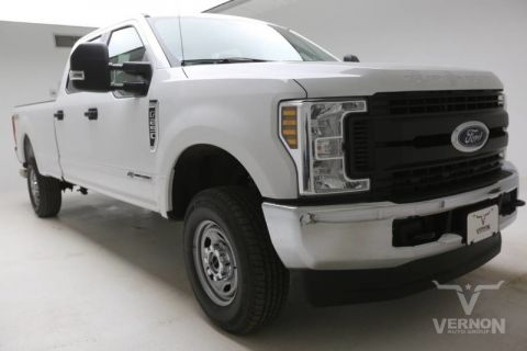 New 2019 Ford Super Duty F-250 XL Crew Cab 4x4 Longbed