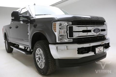 New 2019 Ford Super Duty F-250 XL STX Crew Cab 4x4 Fx4