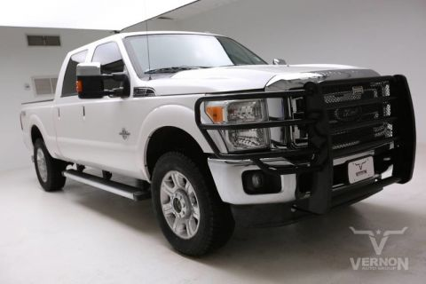 Pre-Owned 2013 Ford Super Duty F-250 Lariat Crew Cab 4x4 Fx4