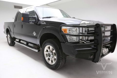 Pre-Owned 2016 Ford Super Duty F-250 Lariat Crew Cab 4x4 Fx4