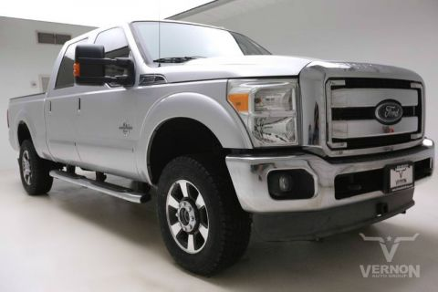 Pre-Owned 2012 Ford Super Duty F-250 Lariat Crew Cab 4x4