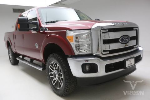 Pre-Owned 2015 Ford Super Duty F-250 Lariat Crew Cab 4x4