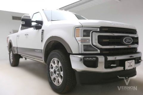 New 2020 Ford Super Duty F-250 King Ranch Crew Cab 4x4 Fx4