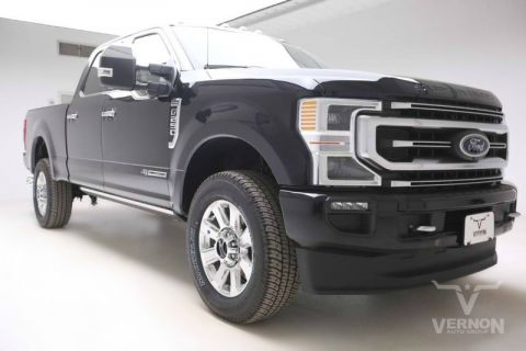 New 2020 Ford Super Duty F-250 Platinum Crew Cab 4x4 Fx4