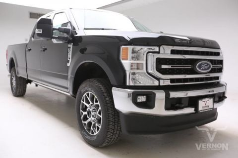 New 2020 Ford Super Duty F-350 SRW Lariat Crew Cab 4x4 Longbed