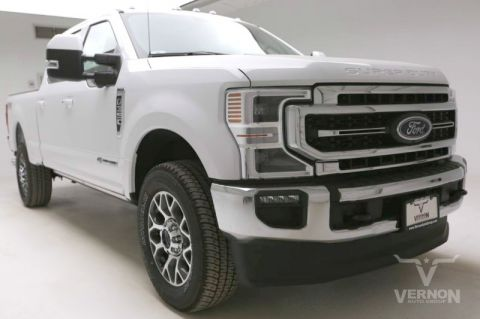 New 2020 Ford Super Duty F-350 SRW Lariat Crew Cab 4x4 Fx4
