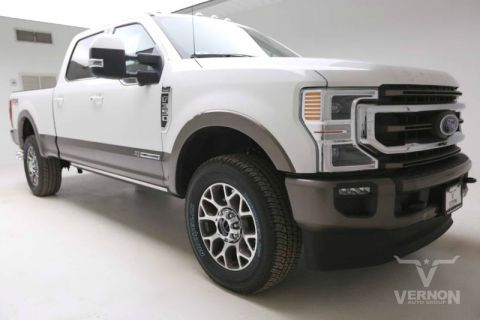 New 2020 Ford Super Duty F-350 SRW King Ranch Crew Cab 4x4 Fx4