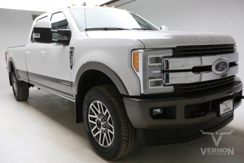 New 2019 Ford Super Duty F-350 SRW King Ranch Crew Cab 4x4 Fx4 Longbed