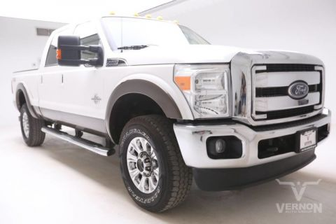 Pre-Owned 2016 Ford Super Duty F-350 SRW Lariat Crew Cab 4x4 Fx4