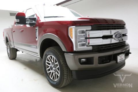 New 2019 Ford Super Duty F-350 SRW King Ranch Crew Cab 4x4 Fx4
