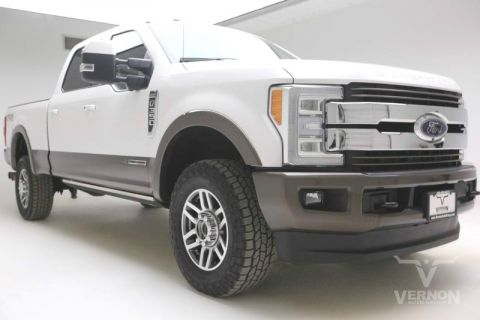Pre-Owned 2017 Ford Super Duty F-350 SRW King Ranch Crew Cab 4x4 Fx4