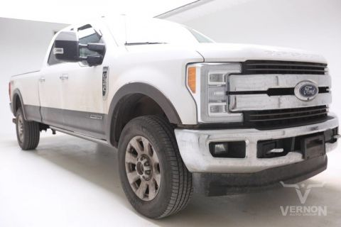 Pre-Owned 2017 Ford Super Duty F-350 SRW King Ranch Crew Cab 4x4 Fx4 Longbed