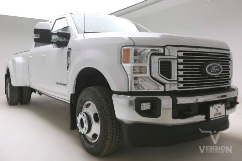 New 2020 Ford Super Duty F-350 DRW Lariat Crew Cab 4x4 Fx4