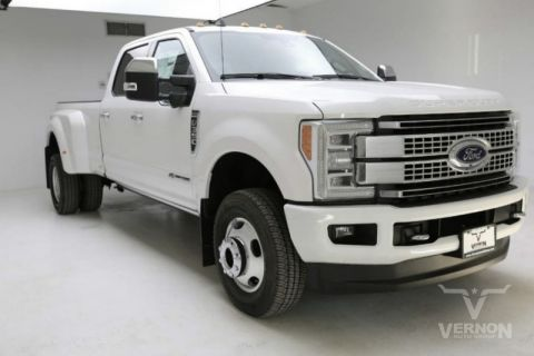 New 2019 Ford Super Duty F-350 DRW Platinum Crew Cab 4x4 Fx4
