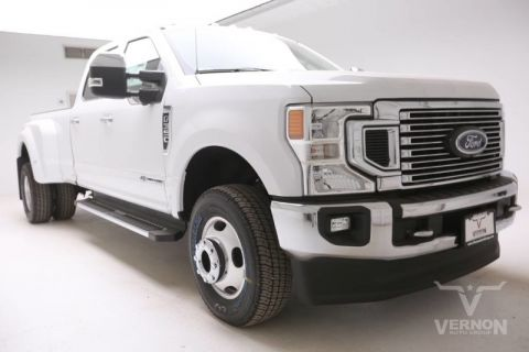 New 2020 Ford Super Duty F-350 DRW XLT Texas Edition Crew Cab 4x4 Fx4