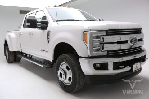 New 2019 Ford Super Duty F-350 DRW Lariat Crew Cab 4x4 Fx4