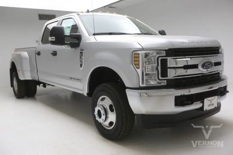 New 2019 Ford Super Duty F-350 DRW XL STX Crew Cab 4x4 Fx4