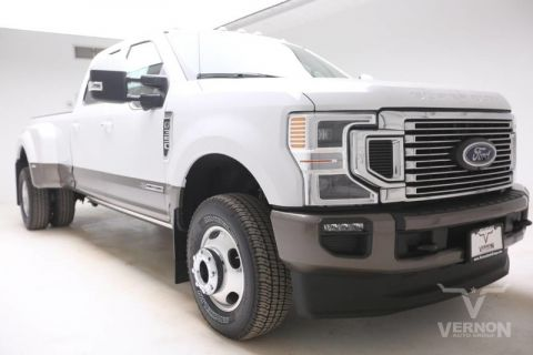 New 2020 Ford Super Duty F-350 DRW King Ranch Crew Cab 4x4 Fx4