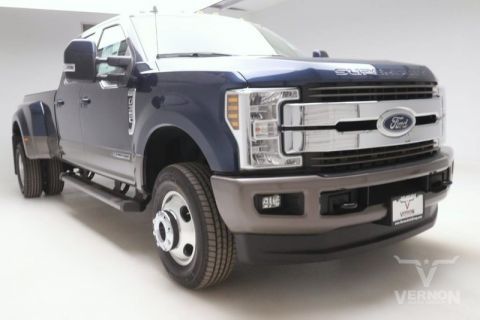 New 2019 Ford Super Duty F-350 DRW King Ranch Crew Cab 4x4