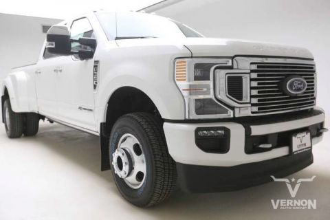 New 2020 Ford Super Duty F-350 DRW Platinum Crew Cab 4x4 Fx4