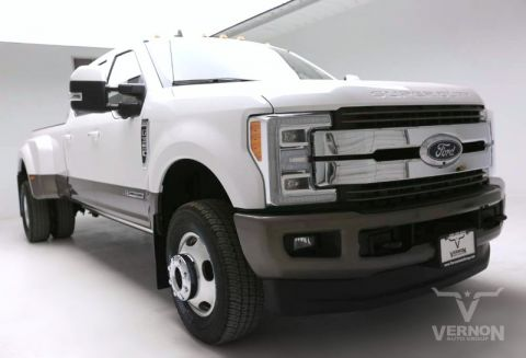 New 2019 Ford Super Duty F-350 DRW King Ranch Crew Cab 4x4 Fx4