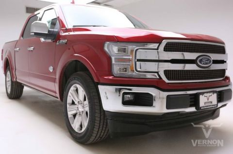 New 2020 Ford F-150 King Ranch Crew Cab 2WD