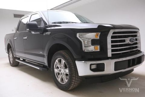 Pre-Owned 2016 Ford F-150 XLT Texas Edition Crew Cab 2WD