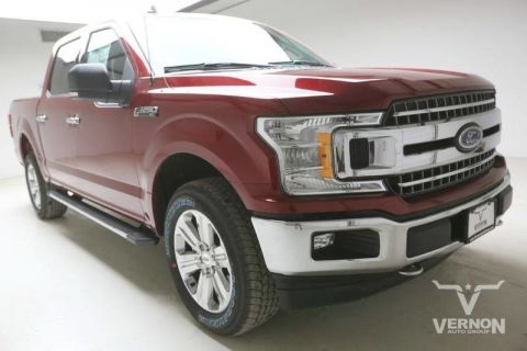 New 2019 Ford F-150 XLT Texas Edition Crew Cab 4x4 Fx4