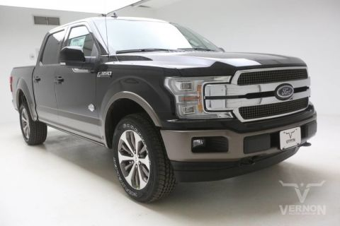 New 2019 Ford F-150 King Ranch Crew Cab 4x4