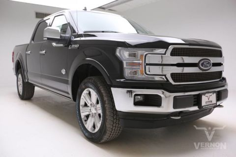 New 2020 Ford F-150 King Ranch Crew Cab 4x4