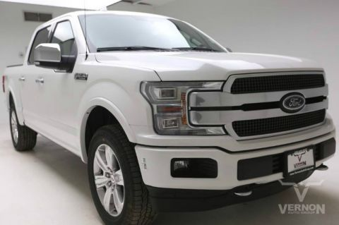 New 2020 Ford F-150 Platinum Crew Cab 4x4 Fx4