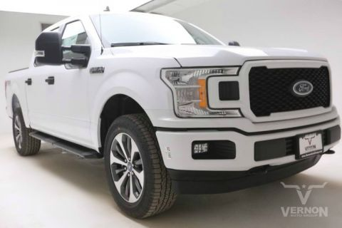 New 2020 Ford F-150 XL STX Crew Cab 4x4 Fx4