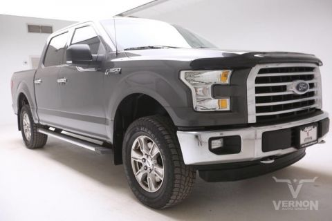 Pre-Owned 2015 Ford F-150 XLT Texas Edition Crew Cab 4x4 Fx4
