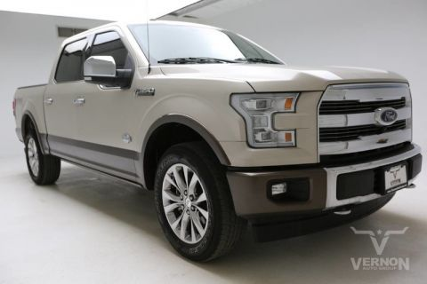 Pre-Owned 2017 Ford F-150 King Ranch Crew Cab 4x4