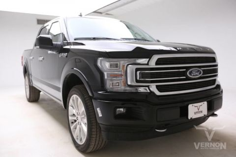 New 2020 Ford F-150 Limited Crew Cab 4x4