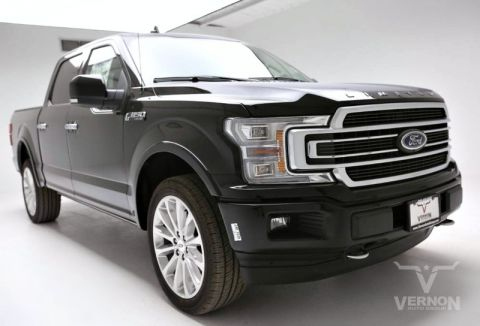 New 2019 Ford F-150 Limited Crew Cab 4x4