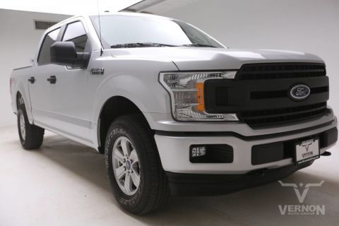 Pre-Owned 2019 Ford F-150 XL Crew Cab 4x4 Fx4