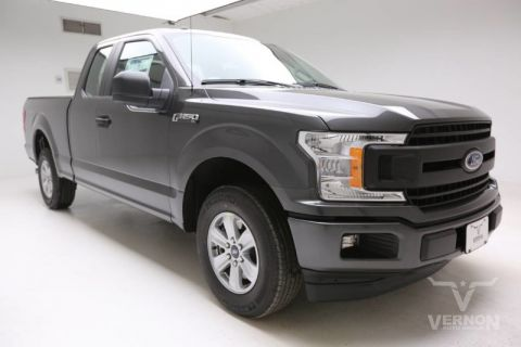 New 2019 Ford F-150 XL Extended Cab 2WD