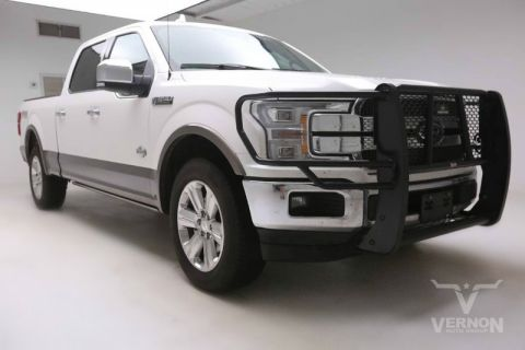 Pre-Owned 2018 Ford F-150 King Ranch Crew Cab 4x4