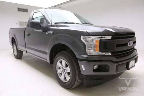 New 2019 Ford F-150 XL Sport Regular Cab 2WD