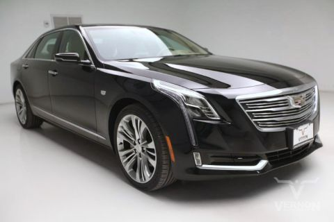 New 2017 Cadillac CT6 Platinum Sedan AWD