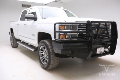 Pre-Owned 2016 Chevrolet Silverado 2500HD High Country Crew Cab 4x4
